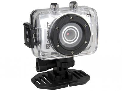 4f758b671 Quem gosta de esportes radicais já deve ter ouvido falar na câmera da  GoPro. Você acopla a câmera em seu capacete